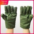 Thermische Baumwolle Handschuhe Winter Niedrigen Temperatur Hände Porotection Verdickung Baumwolle Samt Liner Radfahren Wandern Im Freien-in Schutzhandschuhe aus Sicherheit und Schutz bei