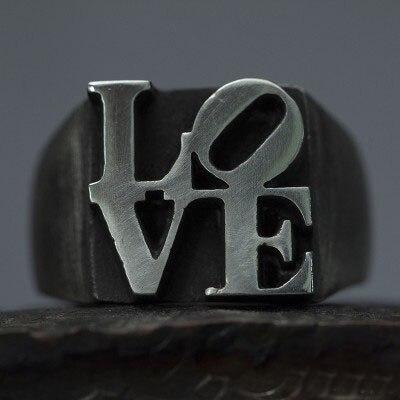 Мужское Винтажное кольцо из нержавеющей стали, ювелирное изделие в стиле ретро, подарок на помолвку, OSR223
