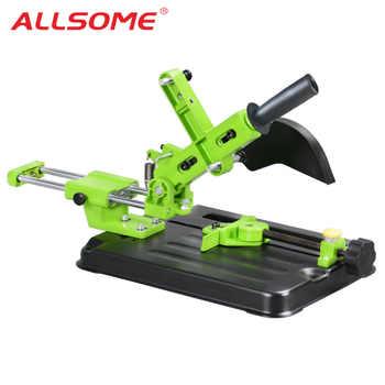 Universal Winkel Grinder Stand Winkel Grinder Halter Holzbearbeitung Werkzeug DIY Cut Stehen Grinder Unterstützung Dremel Power Werkzeuge Zubehör