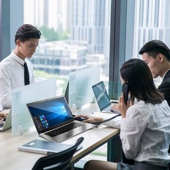 Intel 13.3-inch laptop Windows 10 Pro 6GB LP 128GB 256GB SSD Cheap Student Laptop portable laptop Wifi Computer IPS Screen 3