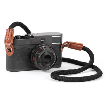Camera Shoulder Neck Vintage Strap Belt Cotton Camera Strap for Sony for Nikon for Canon for Fujifilm Camera Portable tanie i dobre opinie SHOOT Szyi