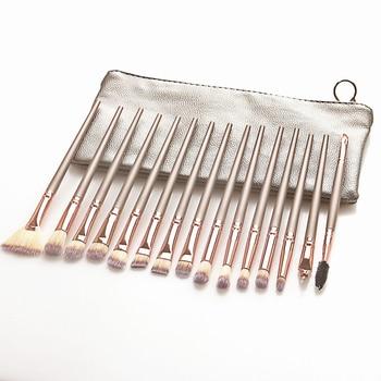 15/12/5/3Pcs Makeup Brushes Set Eyeshadow Blending Cosmetics Powder Eyeliner Eyebrow Eyelash Brush Beauty Make Up Brush Tool Kit