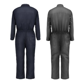 цена на Newest Mens Work Conjoined Pants Suit Coverall Boiler Suit Auto Repair Construction Machinery Breathable Workshop Overall