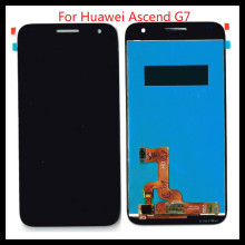 цена на For Huawei Ascend G7 LCD Screen Display with touch screen digitizer assembly +Tools 100% Tested