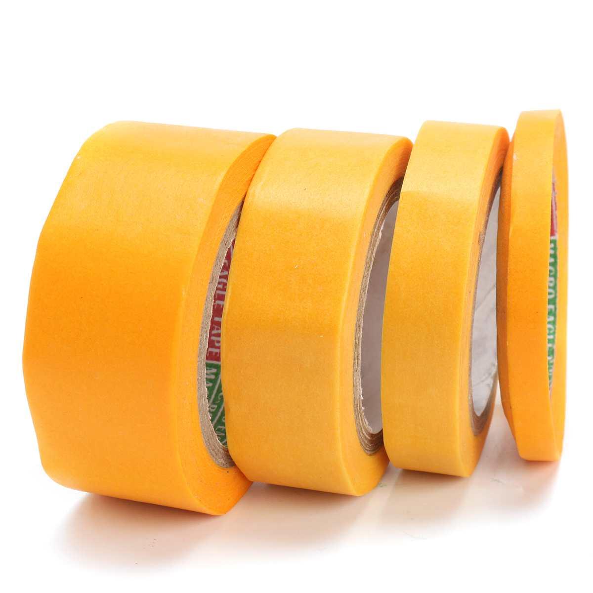4 Size/ Set DIY Modeling Tools Craft Modeler Car Model Tool Paint Masking Tapes Paper-Masking-Tape Refinish