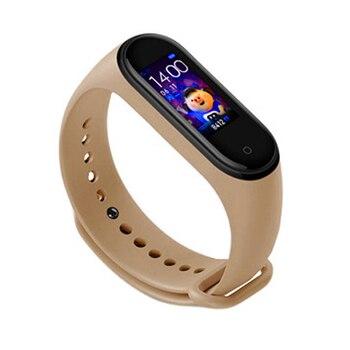 30 Colors Bracelet for Xiaomi Mi Band 4 Sport Strap watch Silicone wrist strap For xiaomi mi band 3 4 bracelet Miband 4 3 Strap 2
