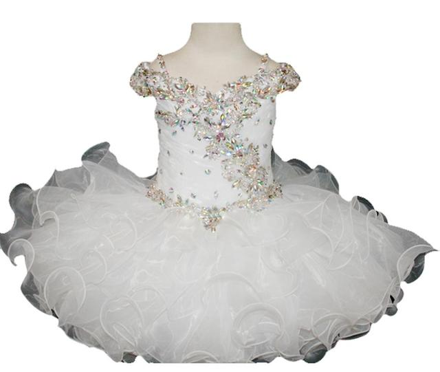 New Christmas First Communion  Infant Babys Miss National Pageant Father Dance Toddler Flower Girl  Halloween Festival Dresses