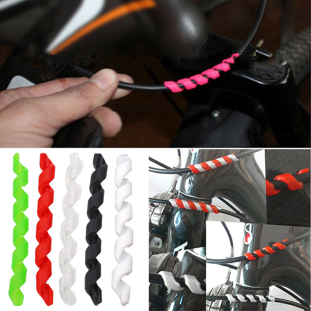 Chain Stay Tube Protection Sleeve Bicycle Bicycle Tube For Cycling Pad Bike Frame Brake Line