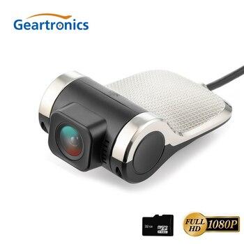 Full HD 1080P DVR coche automóvil videocámara oculta 150 ° Cámara DVR Mini USB completo HD cámara de salpicadero registrador Digital Video Recorder