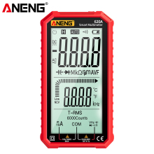 ANENG True-RMS Auto-Ranging Digital Multimeter with Amp Volt Ohm Capacitance Continuity