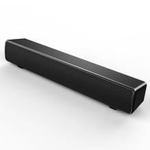 цена на Wireless Bluetooth Speaker Soundbar Tv Computer Speaker Subwoofer Bass Surround Sound Box for PC Laptop Phone Tablet MP3 MP4