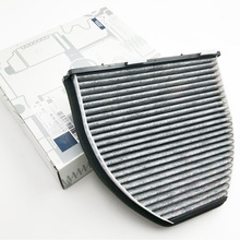 Cabin Air Filter For Mercedes- W204 W212 W211 C207 2128300318 Car Replacement Cooling System 2048300518 2128300018 228300218