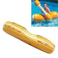 4PCS/ Swimming Pool Float Game Inflatable Water Sports Bumper For Adult Children Party Gladiator Raft