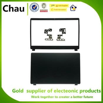 Chau-Cubierta trasera LCD para Acer Aspire A315-42 A315-42G, 60.HEFN2.001, bisel frontal, bisagras...