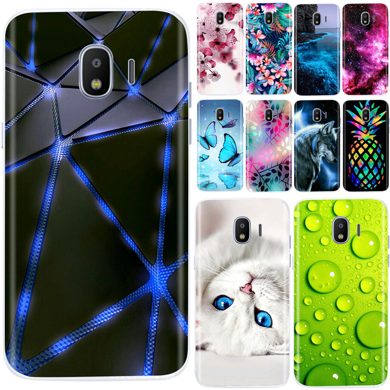 Silicone Case For <font><b>Samsung</b></font> <font><b>J2</b></font> <font><b>2018</b></font> Cases For <font><b>Samsung</b></font> <font><b>Galaxy</b></font> J 2 <font><b>J2</b></font> <font><b>2018</b></font> <font><b>SM</b></font>-<font><b>J250F</b></font>/DS J250 <font><b>J250F</b></font> Case Soft Silicon Phone Case Funda image