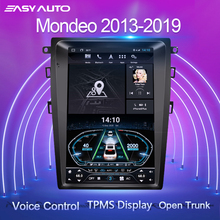 Mondeo Fusion MK5 2013-2019 Auto Radio Multimedia Video Player Navigatie Gps Systeem Andriod9.0 Ondersteuning Carplay/Dvr/voice Control