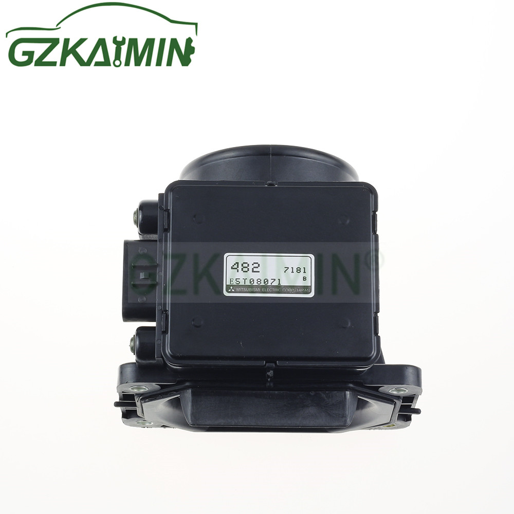 high quality Mass Air Flow Meter Sensor OEM MD336482 E5T08071 For Mitsubishi Pajero Montero Galant 1999-06 Air Flow Meter image