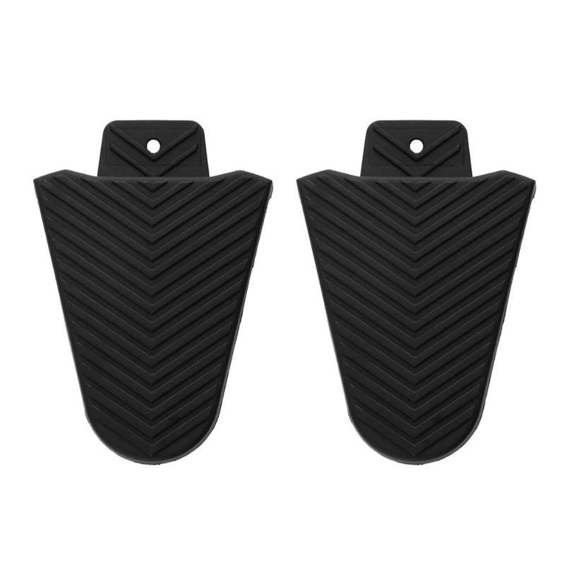 1Pair Quick Release Bike Pedal Rubber Cleat Cover for Shimano SPD-SL Cleats