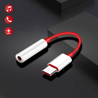 Handy Adapter Typ C Zu 3,5mm Kopfhörer Converter Jack Audio Aux Kabel für Eine Plus 7 Usb-c Musik Adapter Kabel Für 8T
