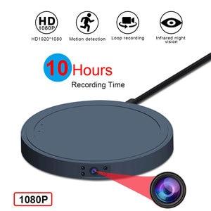 Image 1 - MD19B מיני מצלמה 1080P HD וידאו חיישן ראיית לילה למצלמות תנועה Dvr מיקרו מצלמה ספורט Dv קטן מצלמת אין אלחוטי מטען
