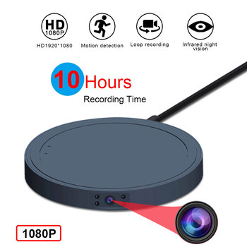 цена на MD19B Mini Camera HD 1080P Video Sensor Night Vision Camcorder Motion DVR Micro Camera Sport DV small cam No Wireless Charger