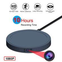 Md19b mini câmera 1080p hd sensor de vídeo visão noturna camcorder movimento dvr micro câmera esporte dv cam pequena sem carregador sem fio