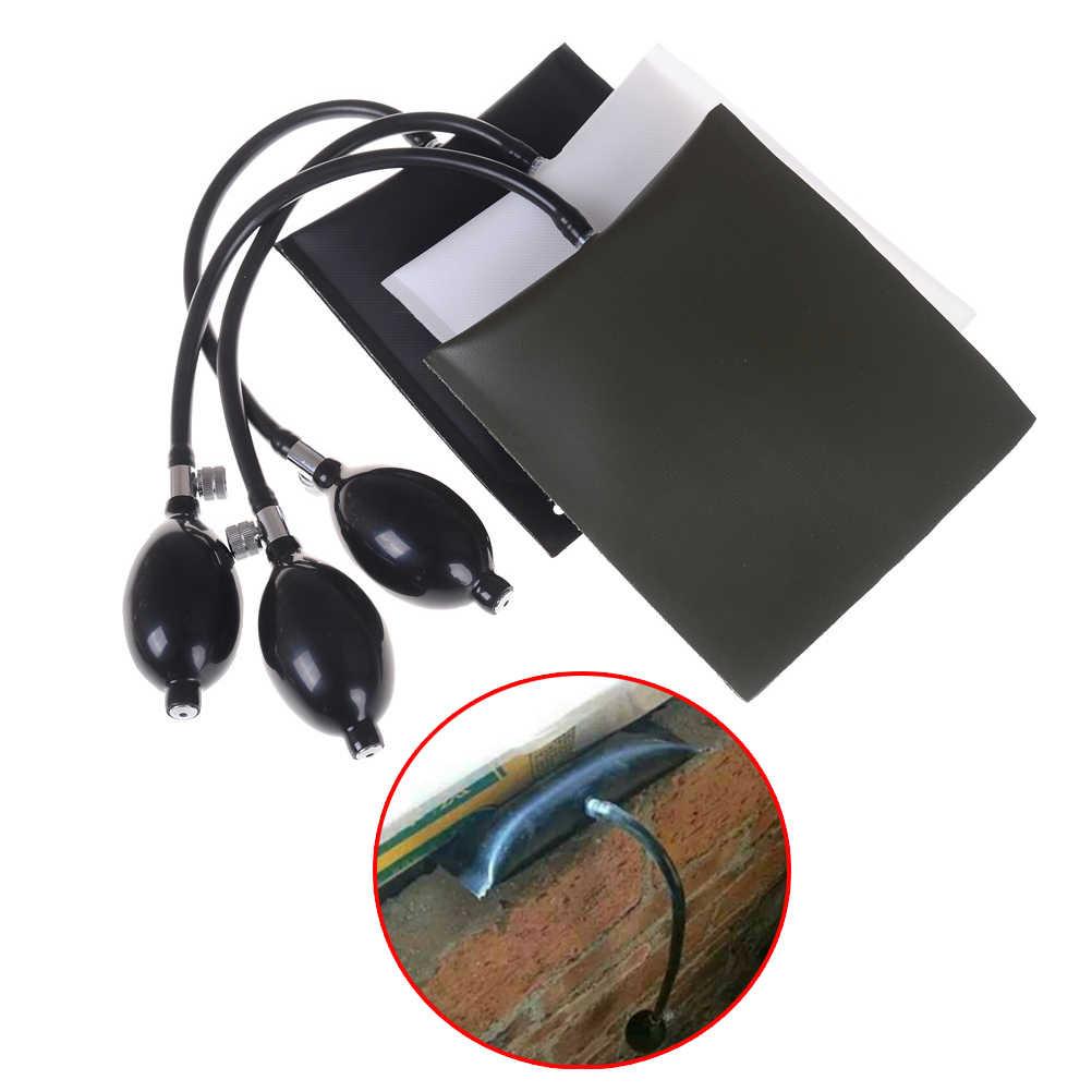 25 Cm Tukang Kunci Perlengkapan Pompa Baji Alat Tukang Kunci Auto Udara Baji Airbag Lock Pick Set Mobil Pembuka Pintu Lock Hand alat