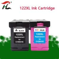 122xl compatível para hp 122xl ink  compatível com hp 122xl hp 122 para hp deskjet 1000 1050 1510 1050a 2000 2050 impressora 3000 3050
