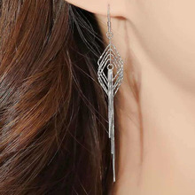 Korean Fashion 925 sterling silver earrings for Women 2020 N