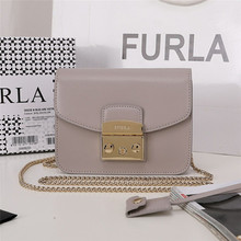 Bags FURLA High-Quality Light-Grey Color-Size Women's