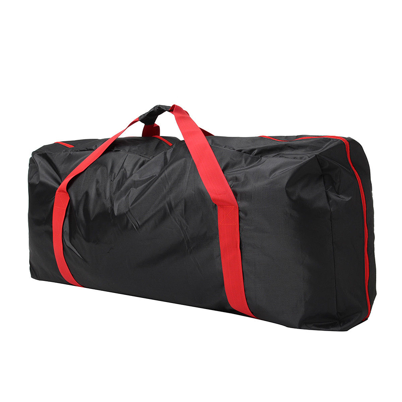 Black Electric Scooter Storage Bag High Quality Portable Waterproof Tear Resistant Bag For Xiaomi Mijia M365 Electric Scooter