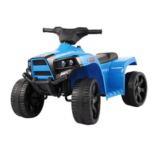 цена на Electric Kids Ride On Beach Car Battery Powered Outdoor Children Four-Wheel Driving ATV  Vehicles Rechargeable Car Toy T0840