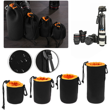 Protector Case Pouch-Bag Camera-Lens Video Soft Waterproof Neoprene XL 1pcs Full-Size
