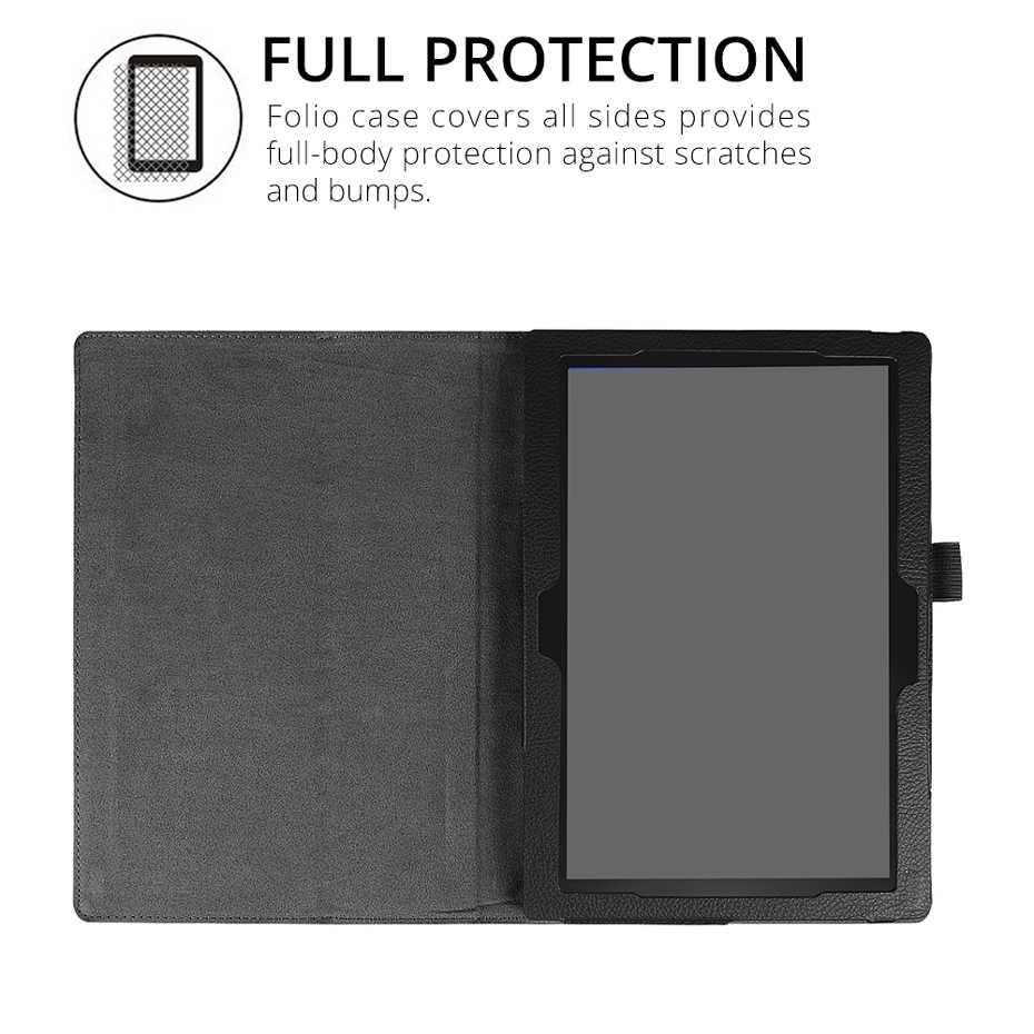 Magnetic Case for Lenovo Tab4 10 Flip Folding Stand Case Cover For Lenovo TAB 4 10 TB-X304F / X304L 10.1 inch Tablet Smart Cover