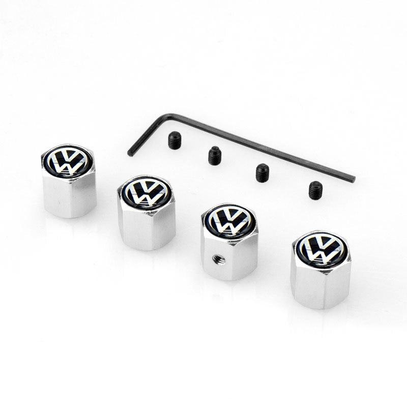 Mark pneumatico di automobile anti-theft protezione di valvola, tappo della valvola in lega di zinco anti-furto di valvola