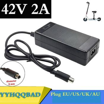 Electric Scooter Charger 42V 2A Adapter for Xiaomi Mijia M365 Ninebot Es1 Es2 Electric Scooter Accessories Battery Charger