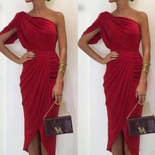 Elegant Dark Red Mermaid Mother Of The Bride Dresse