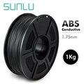 SUNLU 1,75 мм 3d Принтер ABS проводящая нить 1 кг Антистатическая 3D печать материал ABS пластик допуск +/-0,02 мм