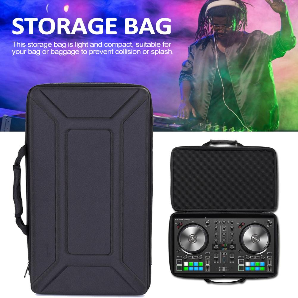 DJ Package For DDJ-RB SB2 SB3 400 Controller Disc Player Portable DJ Controller Storage Bag Waterproof Shockproof Hard Shell