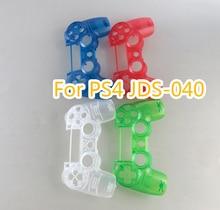 1 шт. прозрачный чехол с лицевой панелью для Playstation 4 PS4 JDM 040 JDS 040 Controller