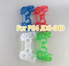 Carcasa frontal transparente para Playstation 4, PS4, JDM 040, JDS 040, 1 Uds.
