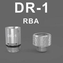 Новинка; 1 шт./упак. блин Vape DR-1 копия RDA катушки запасные части для электронных сигареты катушки для превышать сцепление комплект