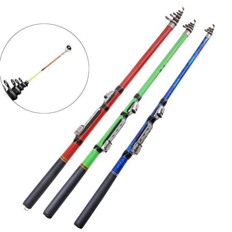 Telescopic Rock Fishing Rod High Quality 1.5 3.0m Carbon Fiber Spinning Fishing Rod Carp Feeder Rod Travel Mini Rock Fishing Rod|Fishing Rods| - AliExpress