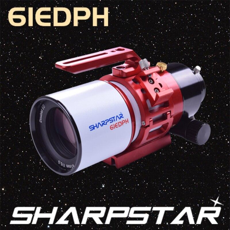 HERCULES SharpStar 61EDPH F5.5 photographie visuelle de haute précision avec télescope astronomique Ultra-faible Dispersion Portable