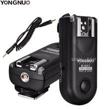 Светодиодная лампа для видеосъемки YONGNUO RF-603 II C1 радио Беспроводной дистанционный триггер для вспышки для Canon 800D 760D 750D 700D 650D 600D 77D 1300D 80d 70D 60D M5 M6