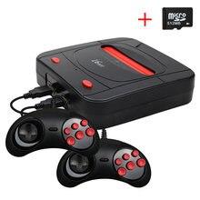 Sortie HDMI rétro Console de jeu vidéo construire In188 classique 16 bits jeu mini Console double manette