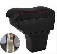 Armrest Box Application Only for Volkswagen Lavida Special Central Armrest Box Original Modified Perforation Free Decoration