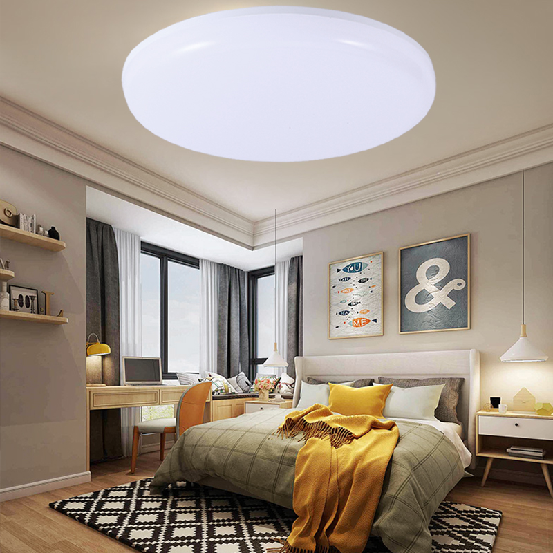 New Design Panel Lights Surface Mounted Led Panel Downlights Luminaire For Living Room Round Ceiling Downlight Indoor Lighting