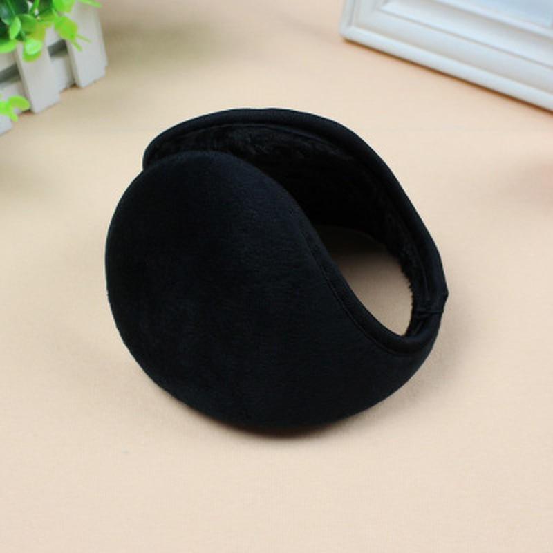 Winter Unisex Men And Women Fleece Warmer Earmuff Warm Plush Cloth Ear Muffs Cover Earwarmers Ear Muffs Earlap