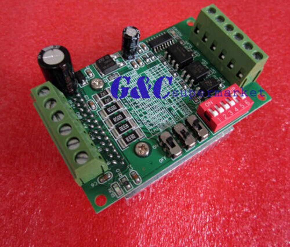 CNC Router Single Axis 3A TB6560 Epper Motor Drivers Board Axisctro 24V Diy Electronics